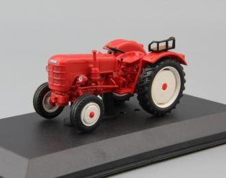 Fahr D177, Тракторы 105, красный