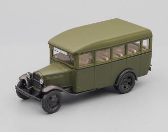 Горький 03-30 военный, зеленый матовый