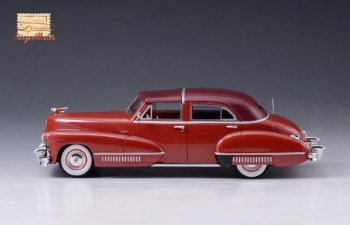 CADILLAC Sixty Special Town Brougham by Derham (закрытый) 1942 Red