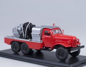 АГВТ-100 (157) без надписей, красный