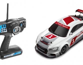 Радиоуправляемая модель AUDI Sport, white