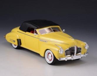 BUICK Roadmaster Convertible 76C (закрытый) 1941 Yellow