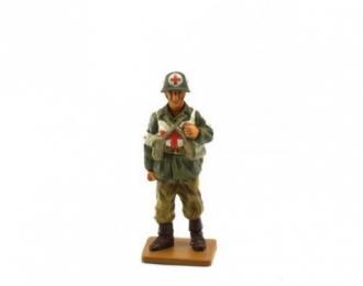 Медик 94-ой пехотной дивизии США Германия 1945