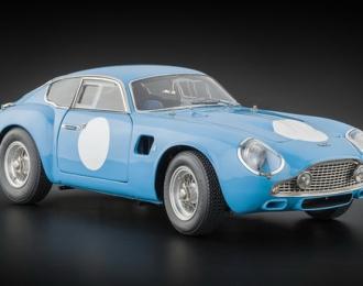 Aston Martin DB4 GT Zagato Rennversion, 1961, L.e. 1000 pcs.