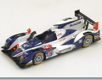 Oreca 03R - Nissan #47 Le Mans 2014 KCMG M. Howson - R. Bradley - A. Imperatori