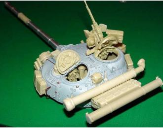 T-64B Башня с надбоем, включает фототравление