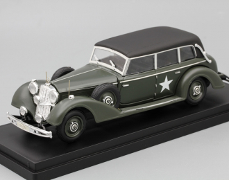 MERCEDES-BENZ 770 Closed Cabriolet AMARANTO (1945), military green