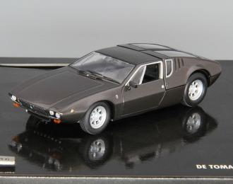 DE TOMASO Mangusta (1969) , brown metallic