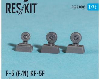 Колеса F-5 (F/N) KF-5F