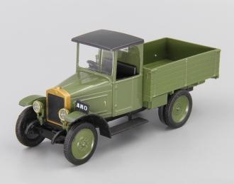 АМО Ф-15, Автолегенды СССР 87, темно-зеленый