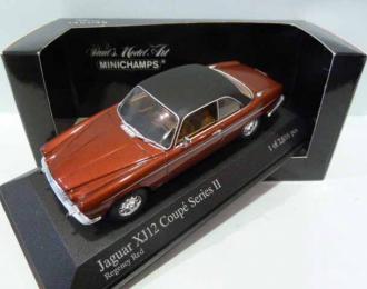 JAGUAR XJ12 Coupe Series II (1975), red