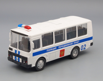 Павловский автобус 32053 Полиция, белый