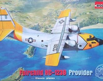 Сборная модель Сборная модель Американский самолет береговой обороны Fairchild HC-123B Provider