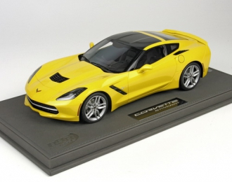 Chevrolet Corvette Stingray, L.e. 100 pcs. (velocity yellow)