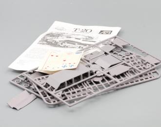 Сборная модель Т-20 Комсомолец
