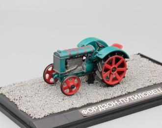 (Конверсия!) Фордзон-Путиловец, Тракторы 8, серый