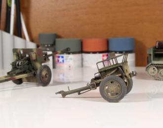 Передок для малых орудий (со следами эксплуатации)