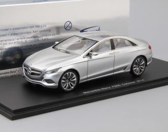 MERCEDES-BENZ F800 Concept (2010), silver
