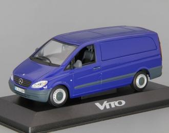 MERCEDES-BENZ Vito (2003), blue