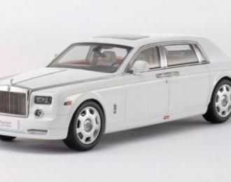 ROLLS-ROYCE Phantom Extended Wheelbase II 2003, English White
