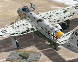 Сборная модель  Blohm & Voss BV P.178 Reconnaissance Jet