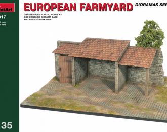 Сборная модель Европейская ферма
