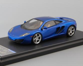 McLaren MP4-12C, blue