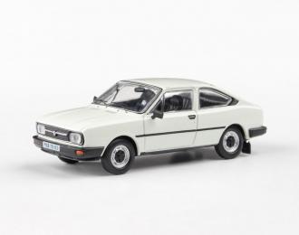 Škoda Garde (1982) 1:43 - Bílá Ledová - Abrex