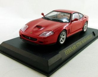 FERRARI 575M Maranello, Ferrari Collection 14, red