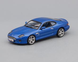 (Уценка!) ASTON MARTIN DB7GT, vertigo blue