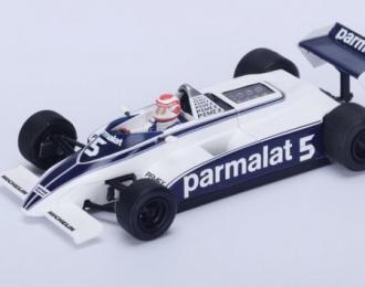 Brabham BT49C #5 Winner Argentina GP 1981 Nelson Piquet