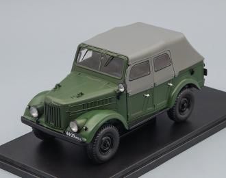 Горький-69А, Легендарные Советские Автомобили 59