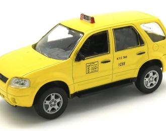 FORD Escape Hybrid New York (2005), Taksowki Swiata 9, yellow
