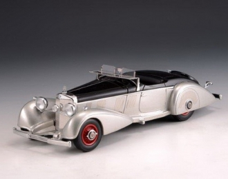 MERCEDES-BENZ 540K Special Roadster Mayfair 1937 Silver/Black