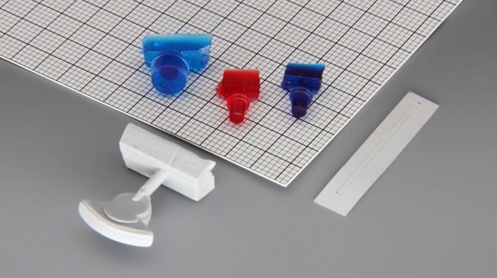 Сигнальное громкоговорящее устройство для ГАИ, ВАИ, Медпомощь комплект #5, синий / красно-синий