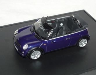 (Уценка!) MINI Cooper Cabrio (dealer edition), blue
