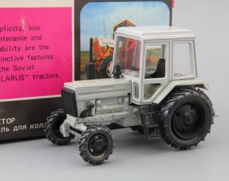 Трактор МТЗ-82 Беларусь (цельнометаллический), серый