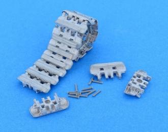 Металлические траки для британского танка Churchill (ранние)
