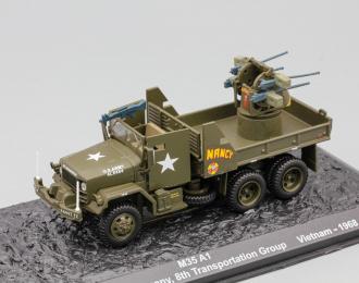 M35 A1 444th Transportation Group Vietnam - 1968
