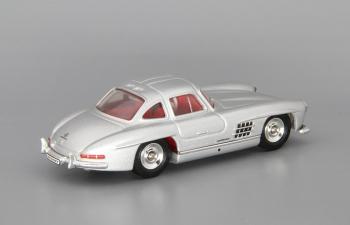(Уценка!) MERCEDES-BENZ 300SL Gullwing (1955), silver