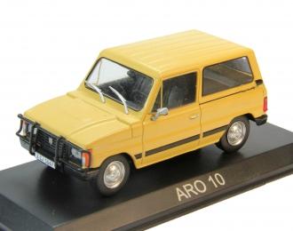 ARO 10, Автолегенды СССР 175, бежевый