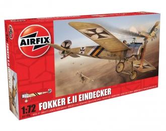 Сборная модель Немецкий истребитель Fokker EII поздний