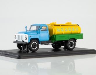 АЦПТ-3,3 (53) Молоко, голубой / желтый / зеленый