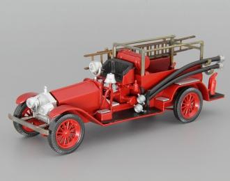 AMERICAN LaFrance fire truck  (1929), red