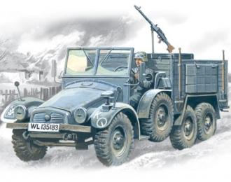 Сборная модель Krupp L2H143 Kfz.70- германский легкий грузовой автомобиль