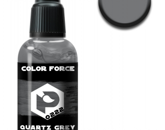 кварцевый серый (quartz grey)