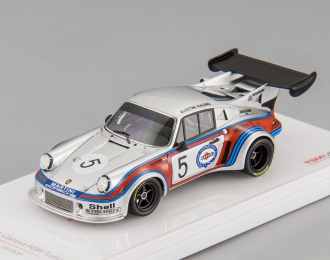 PORSCHE 911 Carrera RSR Turbo #5 - 1000km Brands Hatch 1974