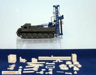 (ТрансКИТ) Установка глубинного бурения УГБ-001.600 на гусеничном ходу