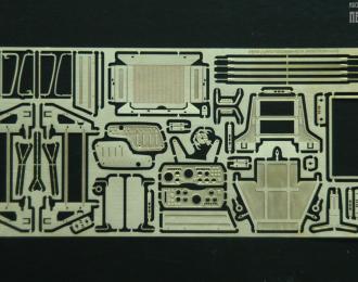 Фототравление Расширенный набор для моделей семейства Горький 3307/08/09