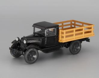 FORD Model AA (1931), Автолегенды СССР 222, черный